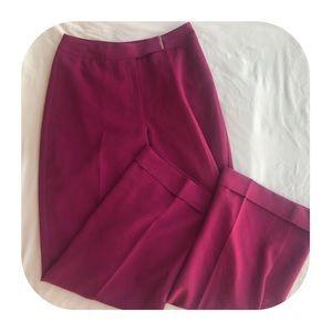 Women's Lined Dress Pants Size 8